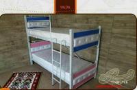 انواع تخت تکی با کفی نو