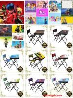 فروش میز تحریر و صندلی تاشو رشت