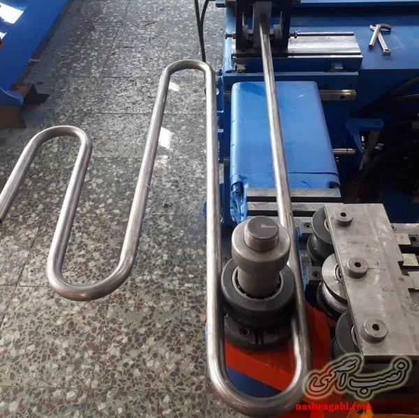 ساخت دستگاههای لوله خم کن
