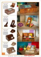 تولیدکننده انواع جعبه های چوبی