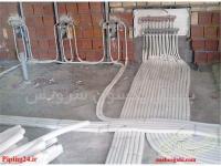 لوله کشی گاز آب شوفاژ وفاضلاب