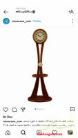 انواع میز و ساعت ایستاده