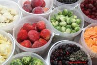 ارسال میوه منجمد به سراسر ایران