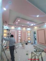 نقاشی رنگ کاری ساختمان