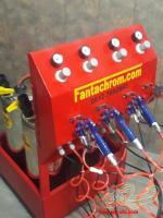 فانتاکروم برقی دستگاه مخمل پاش