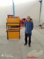 بوجاری مخصوص صادرات با برق دوفاز ((چندکاره))سه ماه حق عودت