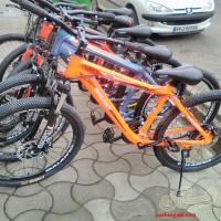 فروشگاه دوچرخه تعاونی نو آکبند