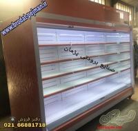 قیمت یخچال های بدون درب