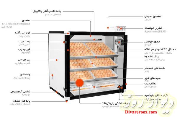 بزرگترین مرکز فروش دستگاه جوجه کشی اسکندری در ایران