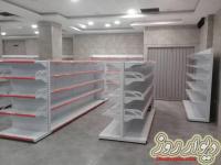 قفسه فلزی فروشگاهی
