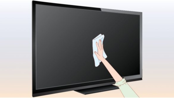 نحوه تمیز کردن تلویزیون و ضبط صوت   لوازم خانگی